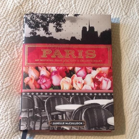 Like new, PARIS coffee table book